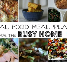 Real Food Meal Planning Made Easy