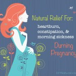 Natural Relief for Heartburn & More Pregnancy Woes