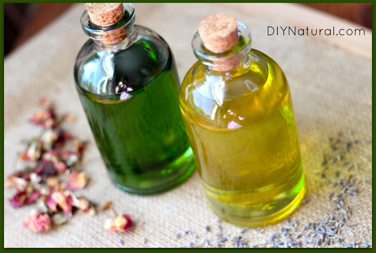 Herbal Oil Infusion An Easy Way To Create Flavored Oils