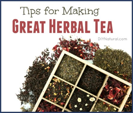 Herbal Tea Tips