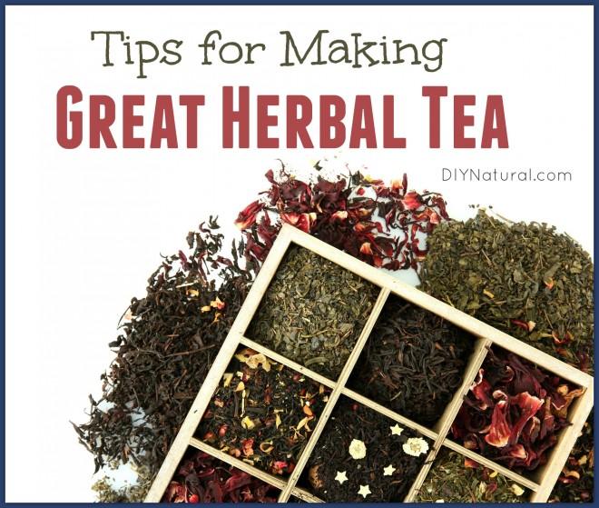 Herbal Tea Tips