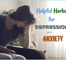 Herbs For Depression, Anxiety, and General Sadness
