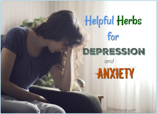 Herbs for Depression Anxiety