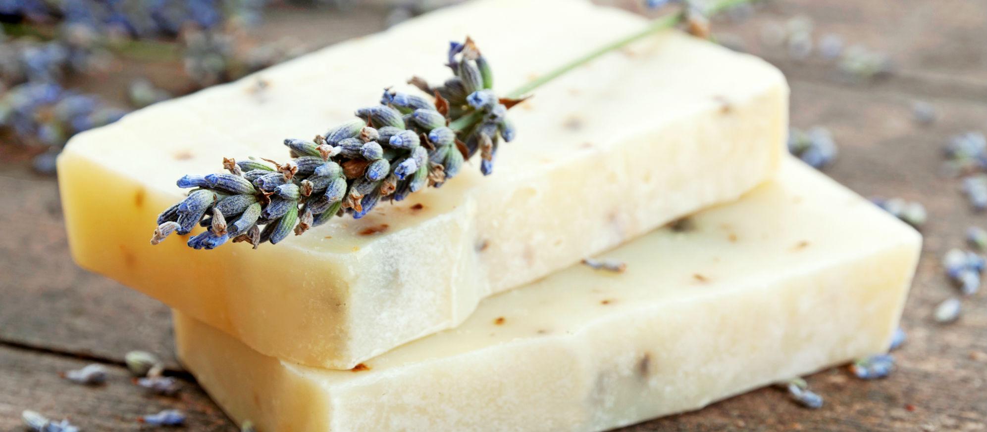 Homemade Soapmaking Articles hero