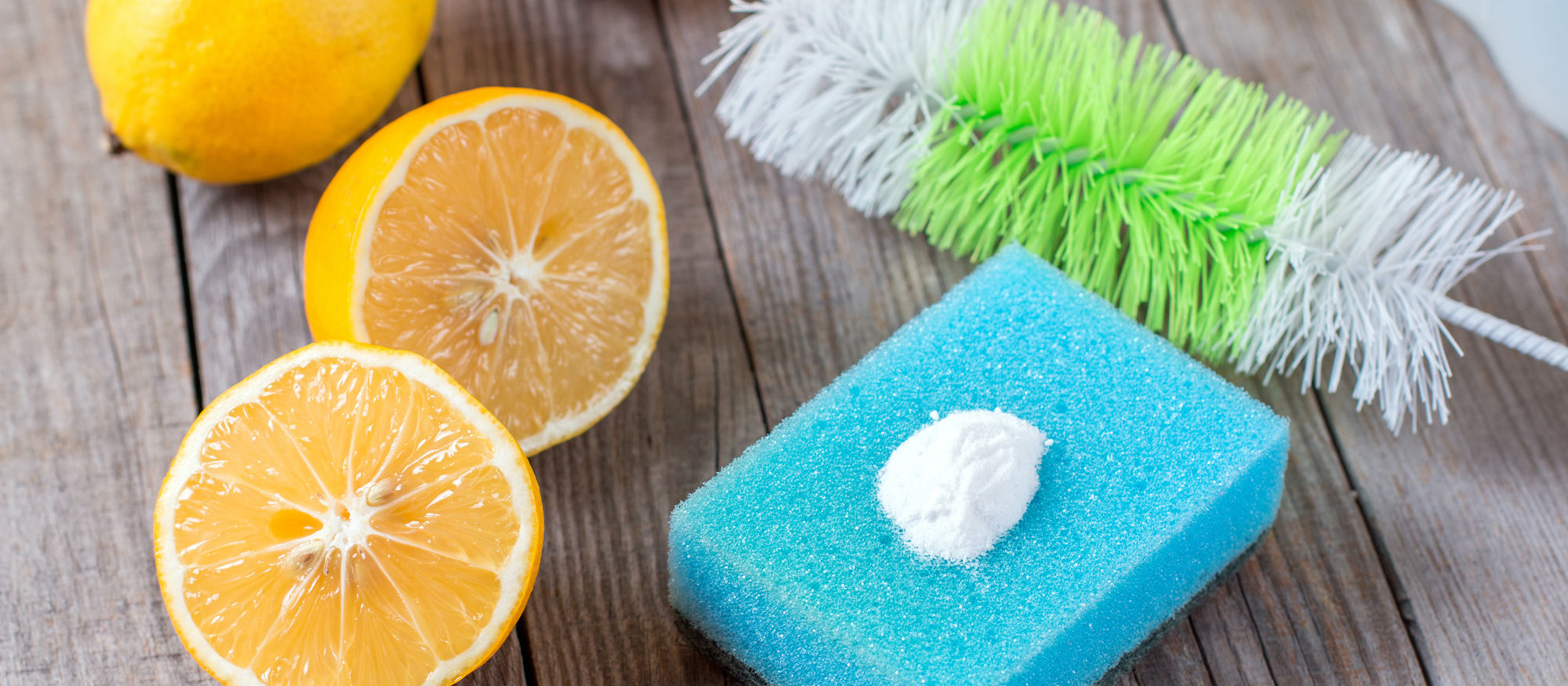 Natural Cleaning Articles hero