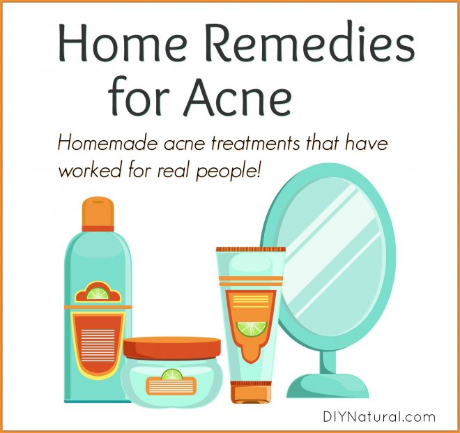 how to cure acne fast home remedies
