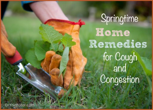 Home Remedies for Congestion and Cough