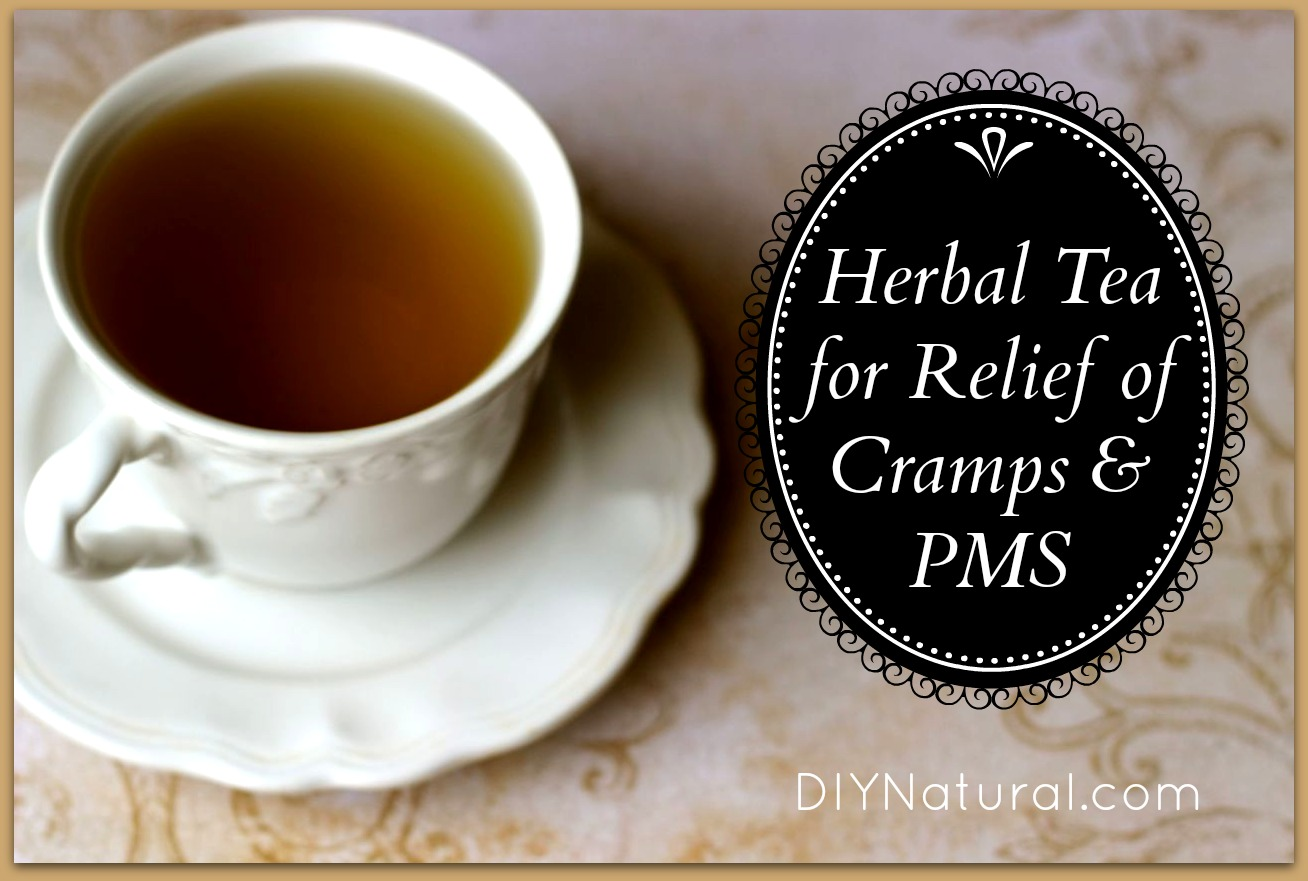 Home Remedies For Menstrual Cramps And Pms A Delicious Tea