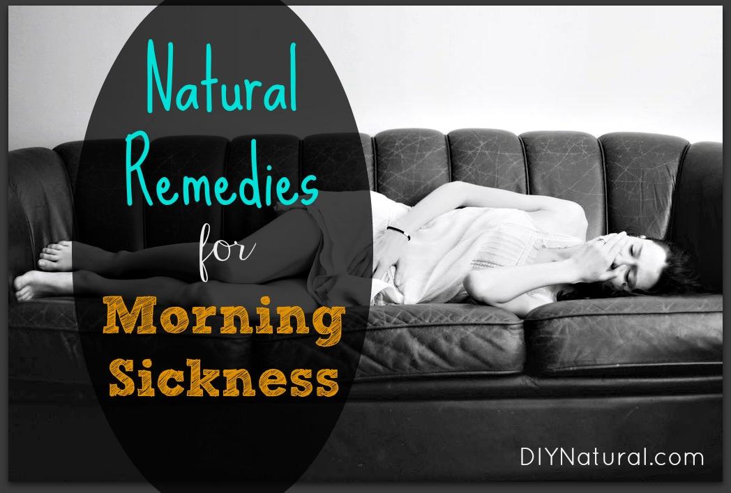Morning Sickness Natural Remedies Work