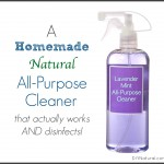 A Simple DIY All-Purpose Cleaner That Really Works