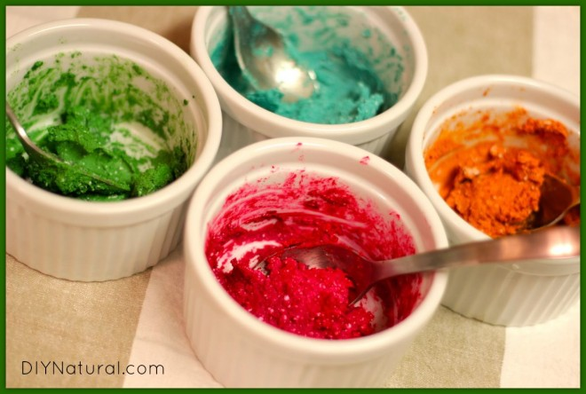 Homemade Bath Crayons 2