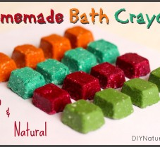 Homemade Bathtub Crayons Kids Will Love