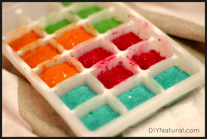 Homemade Bath Crayons 3