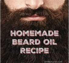Learn How to Make Your Own Natural Beard Oil