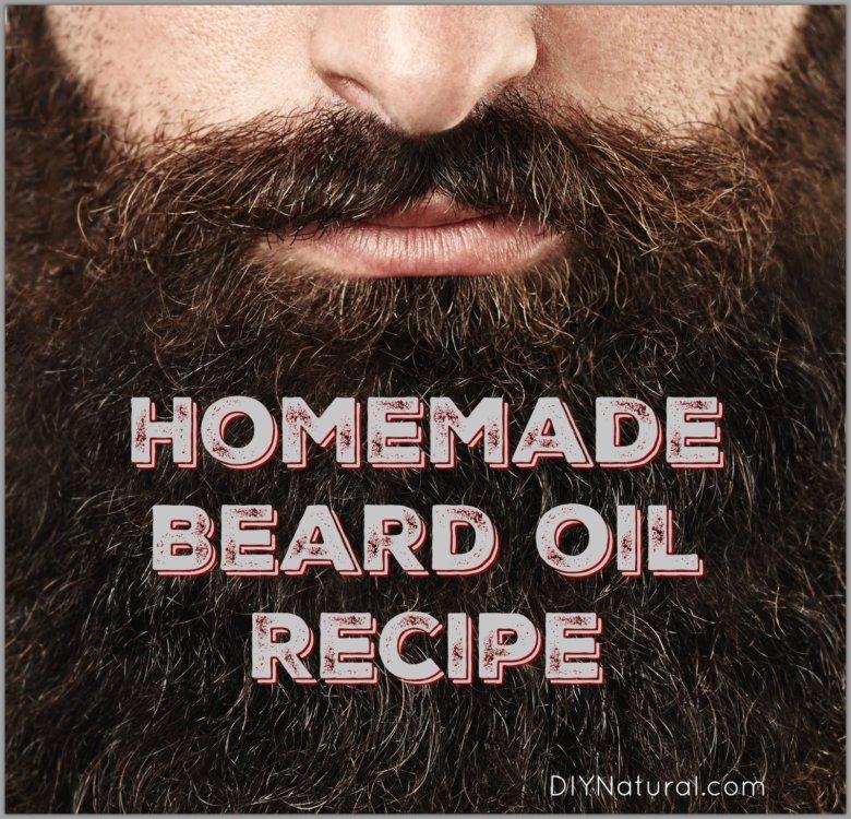 Beard Oil Recipe: Homemade Beard Oil to