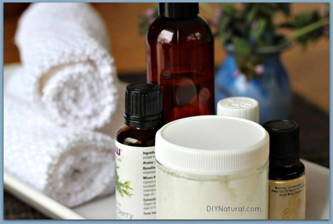 Homemade Beauty Products 1