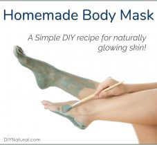How to Make a Body Mask For Naturally Glowing Skin