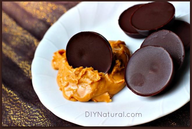 Homemade Chocolate 1