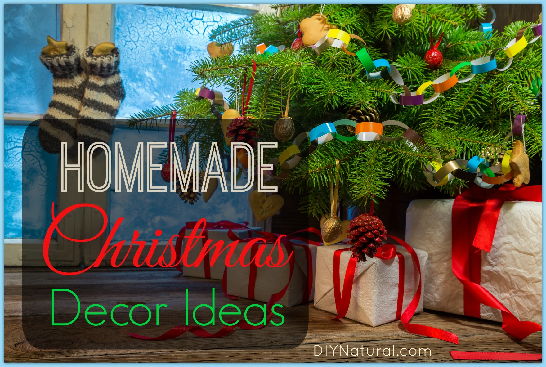 homemade christmas decorations to last the year thru - When To Start Decorating For Christmas