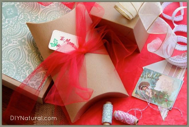 Homemade Christmas Gift Ideas - Many Natural Recipes