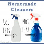 Use This, Not That: Household Cleaners Spotlight