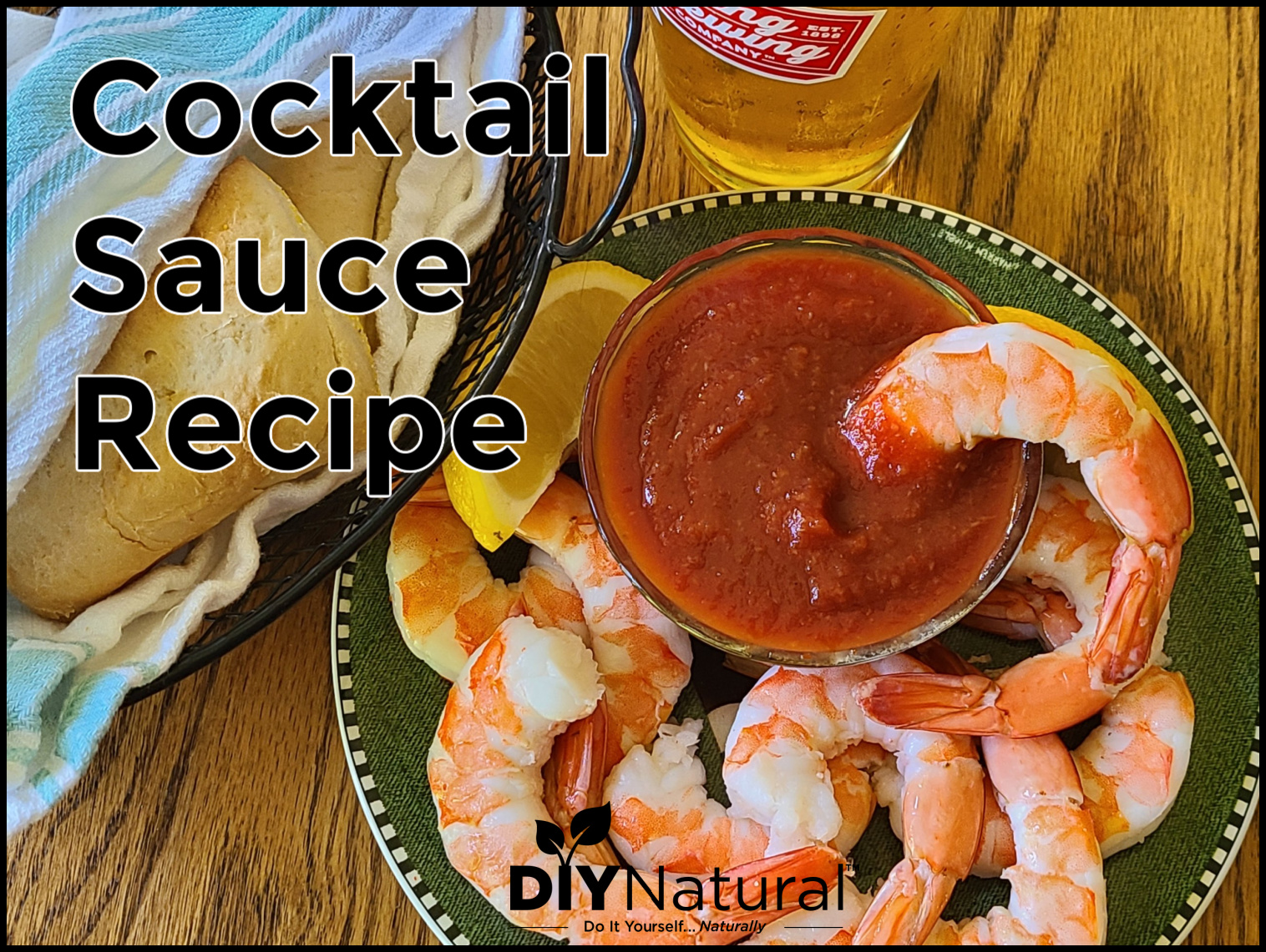 Simple and Zesty Homemade Cocktail Sauce Recipe