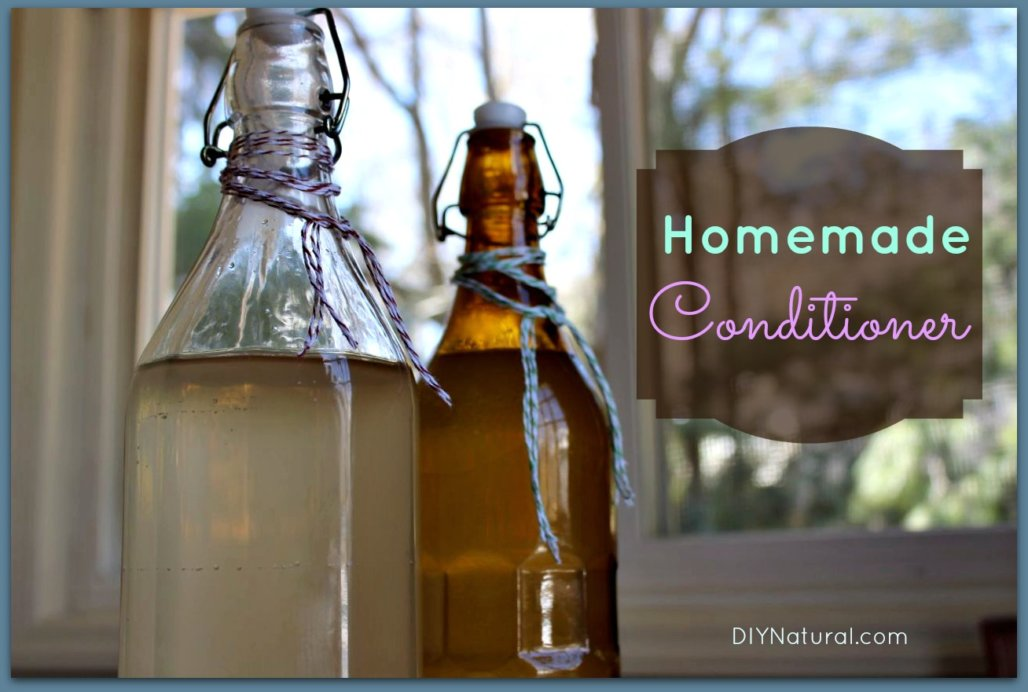 Homemade Conditioner: A Simple and