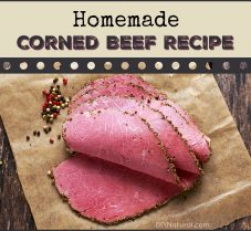 How to Make a Delicious All-Natural Corned Beef