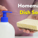 Homemade Dish Soap