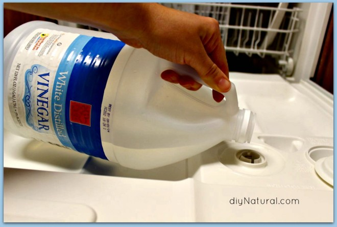 Homemade Dishwasher Detergent 8