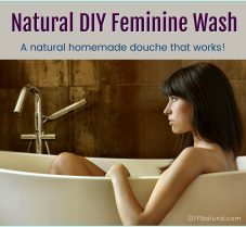 How to Make Your Own Natural Feminine Wash