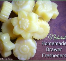 Natural Beeswax Drawer Freshener for Your Clothes