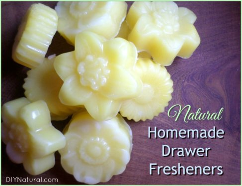 Homemade Drawer Freshener