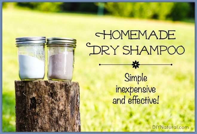 Homemade dry shampoo simple inexpensive and effective - How to make shampoo at home naturally easy recipes ...