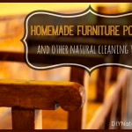 Clean and Polish Your Home Naturally