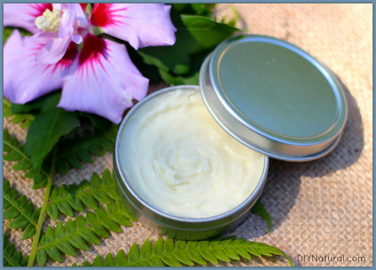 Homemade Hair Cream 1