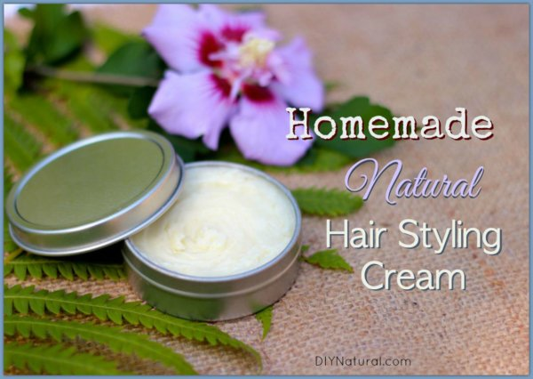 Homemade Hair Cream