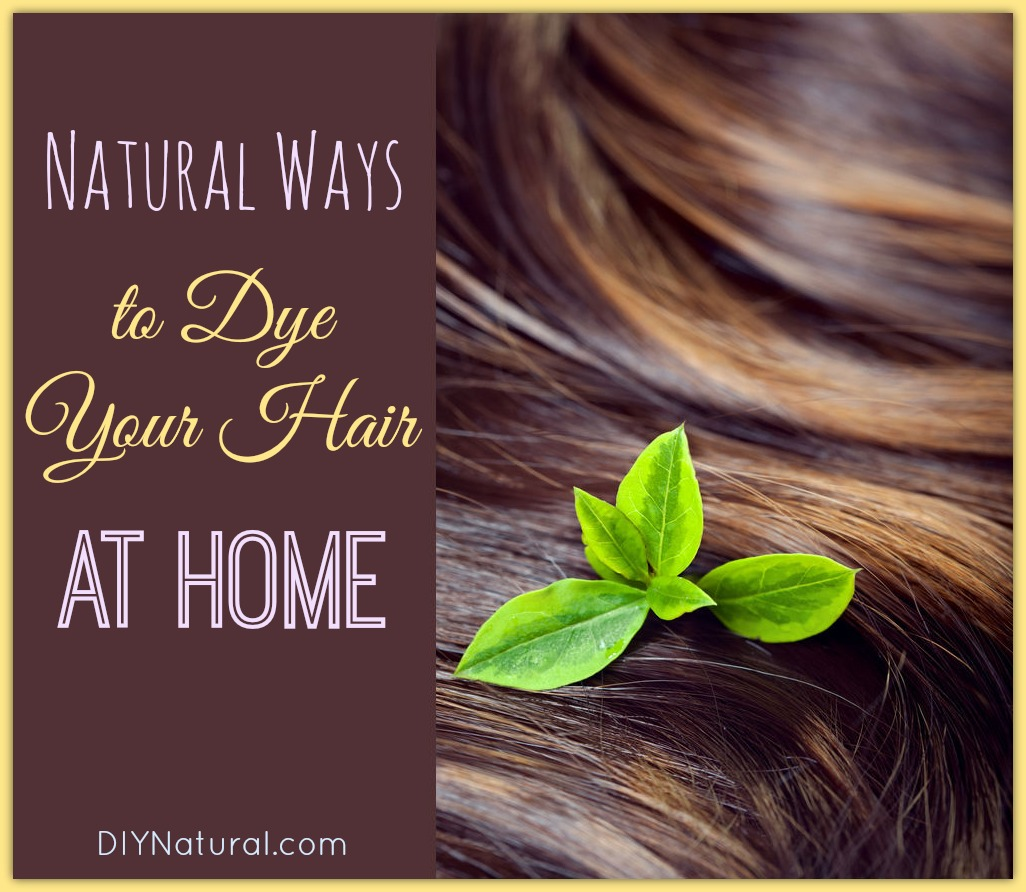 Homemade Hair Dye Natural Ways To Get Different Colors At Home