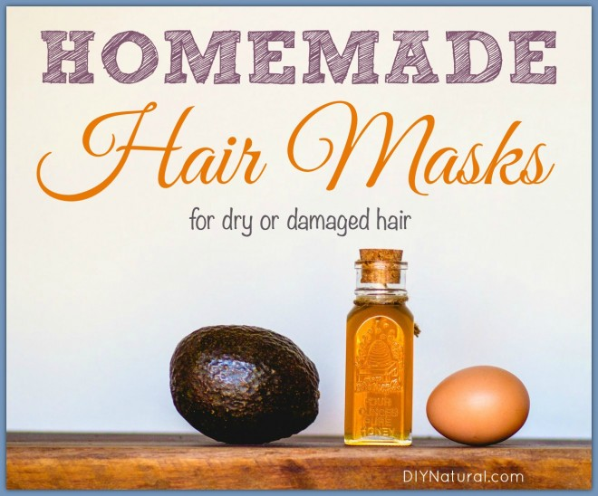 Homemade hair mask several recipes for dry or damaged hair homemade hair mask solutioingenieria