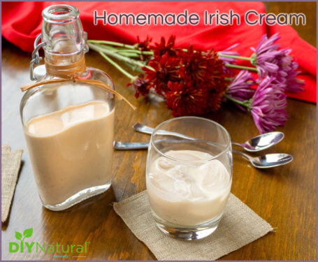 Homemade Irish Cream Recipe
