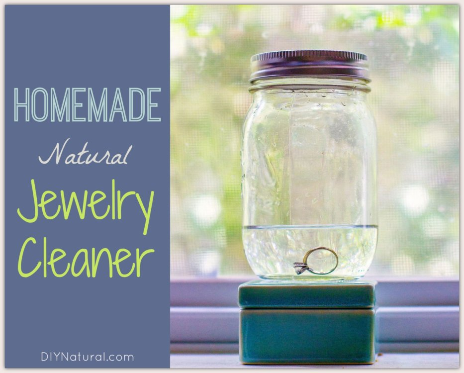 Homemade Jewelry Cleaner