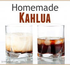 Homemade Kahlua – A Great Gift & Occasional Treat