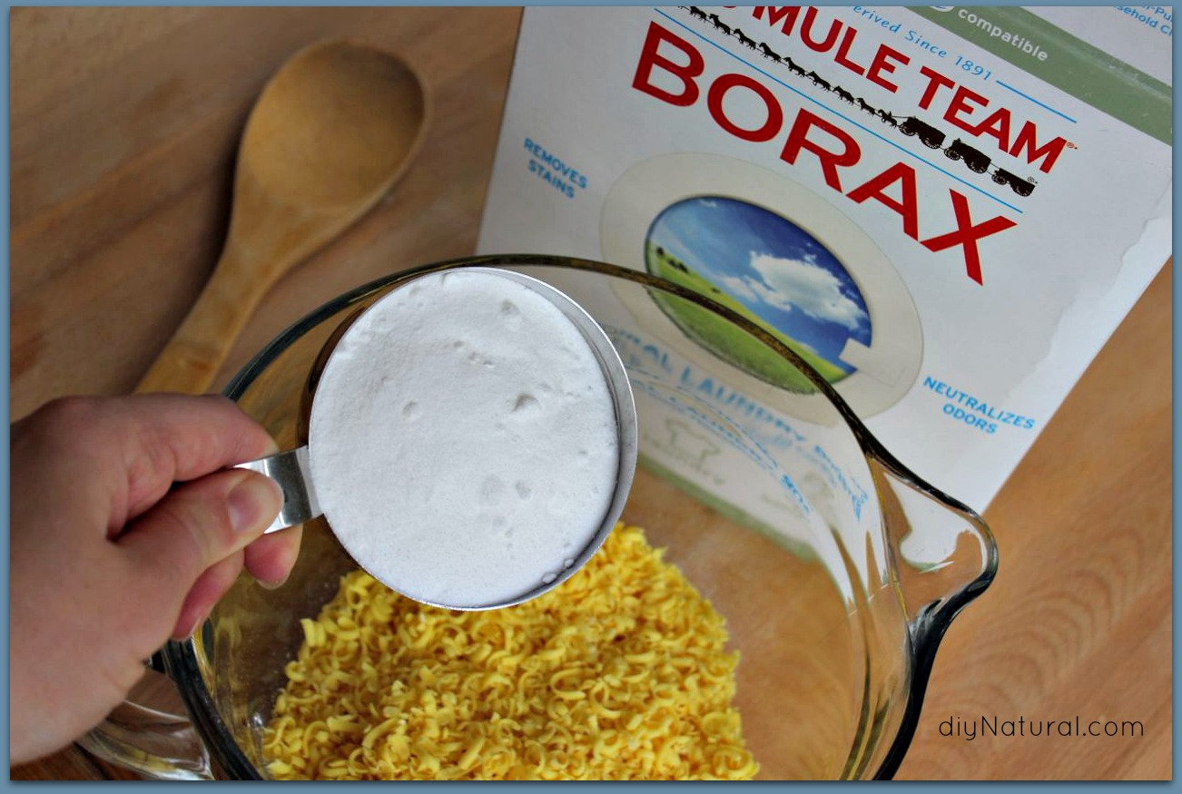 Homemade Laundry Detergent 4