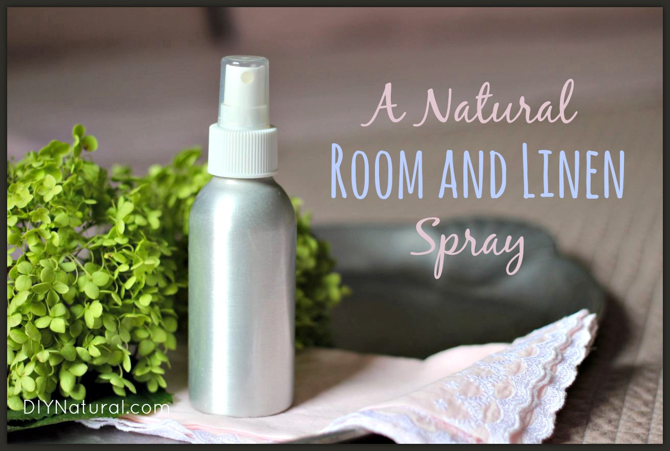 Homemade Linen Spray And Aromatherapy Recipe