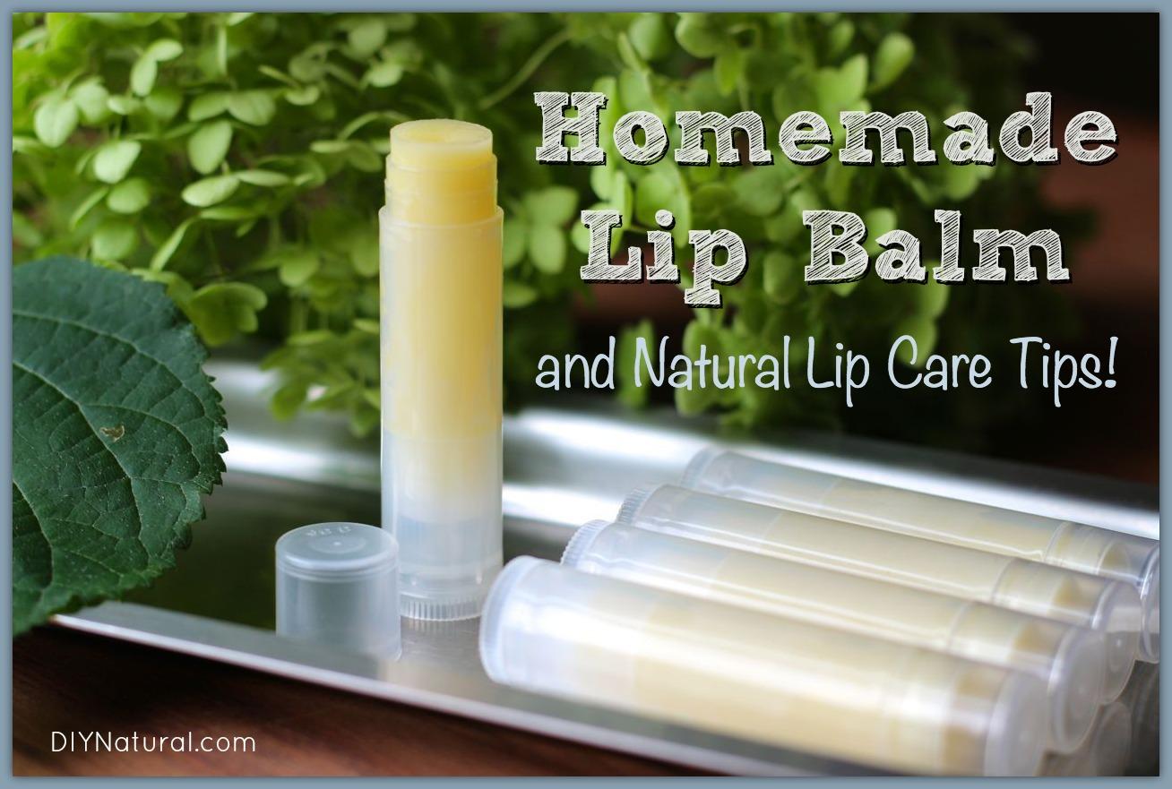 All Natural Organic Lip Gloss