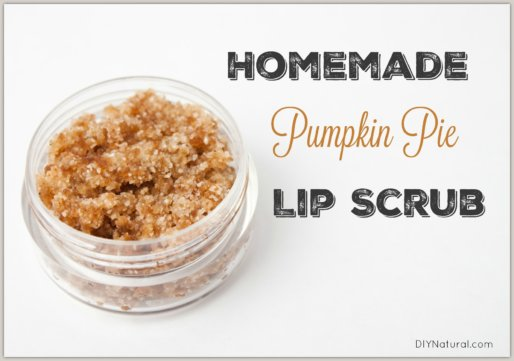Homemade Lip Scrub