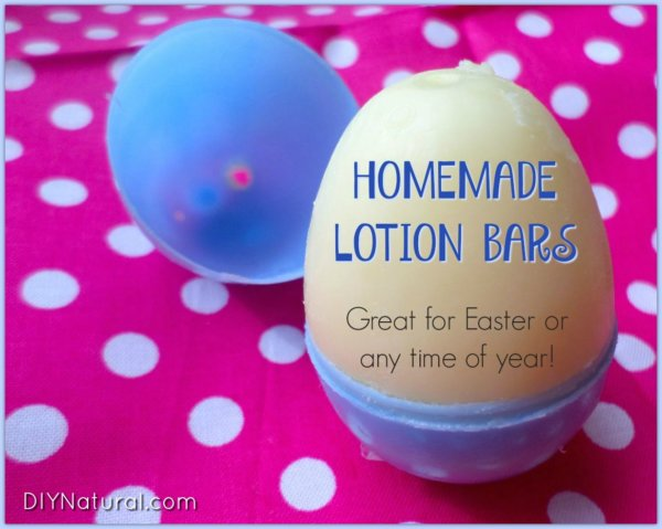 Easter Lotion Bars