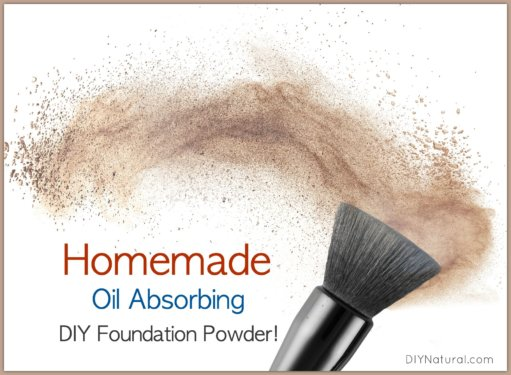 Homemade Makeup Powder Foundation