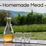 Homemade Mead Honey Mead Recipe