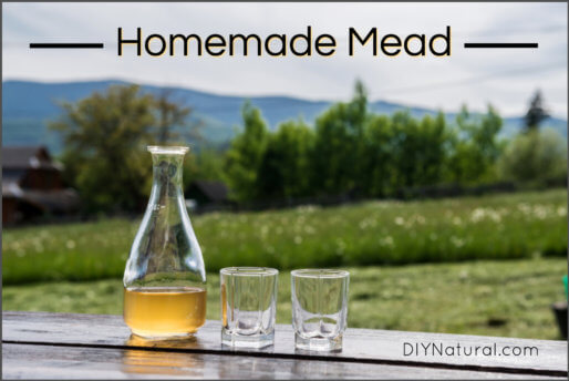 Homemade Mead Honey Mead Recipe